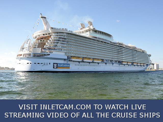 Port Everglades Webcam A Fort Lauderdale Cruise Ship Web Cam | Party Invitations Ideas
